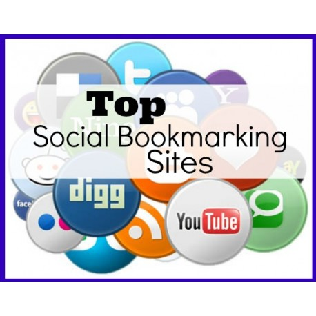 Social Bookmarking Service - Top 50