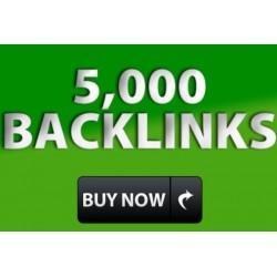 5000 SEO Backlinks