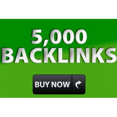 5000 SEO Backlinks