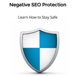 Negative SEO Protection Defence and Repair for 1 year