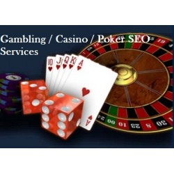 40 DA20+ Backlinks for Gambling & Casino Websites