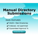 500 Manual Directory Submissions Service for Travel Niche Websites
