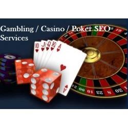 40 DA20+ Backlinks for Gambling & Casino Websites